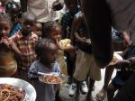 Feeding Program Cazeau